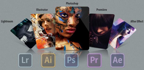 Chimair utilise la suite Adobe